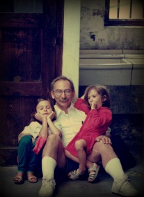 George and Daughters