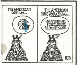 The American Dream Comic